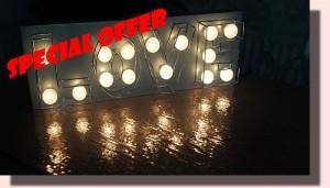 Love light offer3