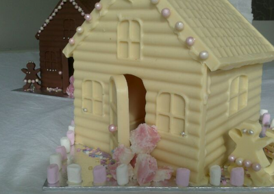 white choc house